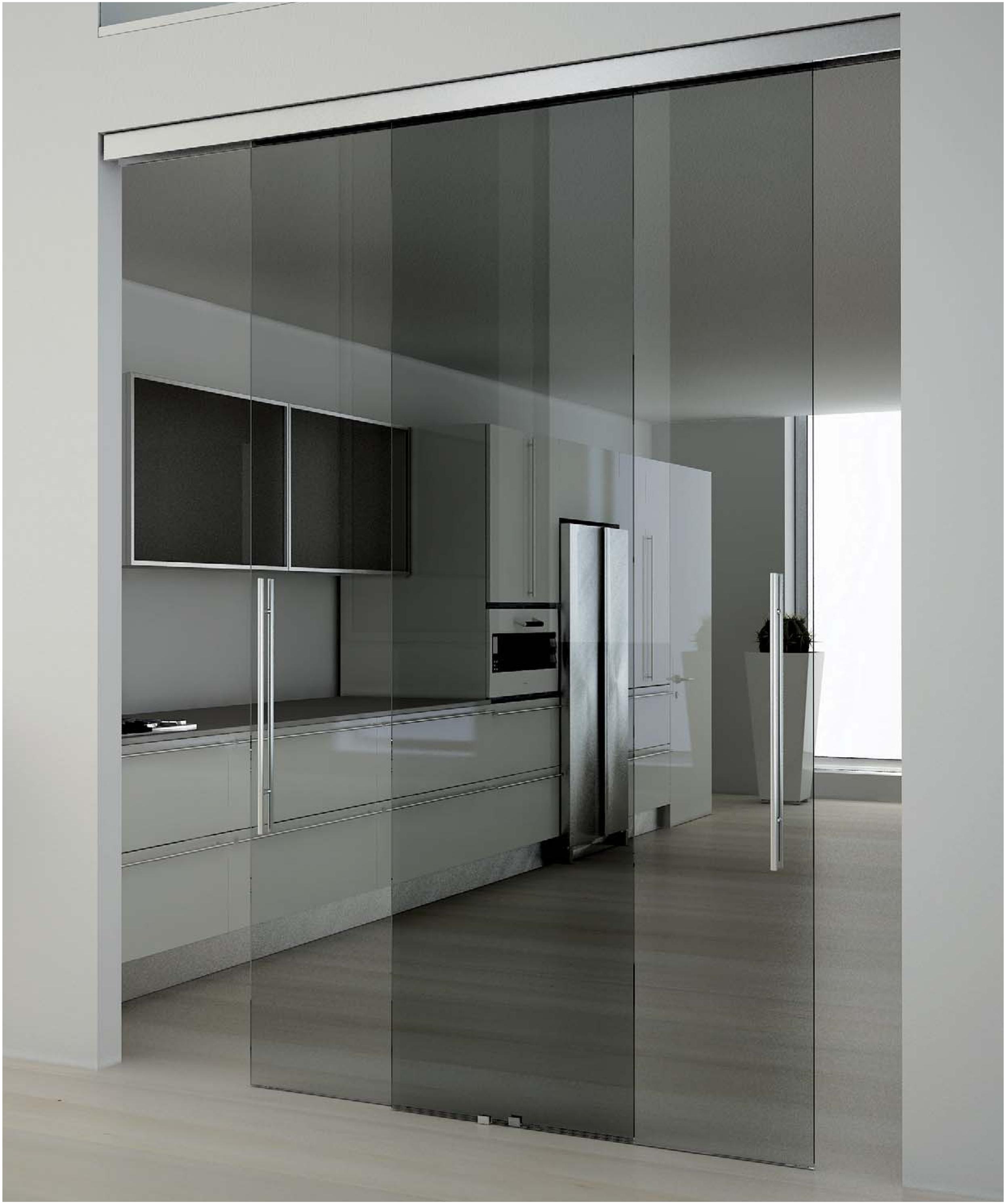 раздвижные стеклянные системы фото